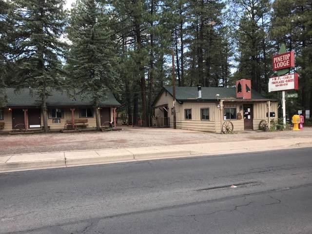 593 E White Mountain Boulevard, Pinetop, AZ 85935 (MLS #5982205) :: The Kenny Klaus Team