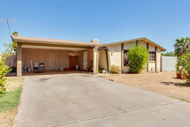 3202 W Butler Drive, Phoenix, AZ 85051 (MLS #5982302) :: The Kenny Klaus Team