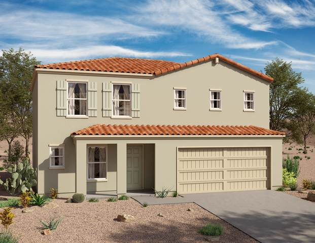 943 W Kachina Drive, Coolidge, AZ 85128 (MLS #5982309) :: Revelation Real Estate