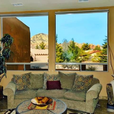 105 Meadow Lark Lane, Sedona, AZ 86336 (MLS #5982407) :: Brett Tanner Home Selling Team