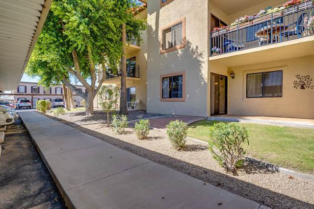 10330 W Thunderbird Boulevard C124, Sun City, AZ 85351 (MLS #5982415) :: Openshaw Real Estate Group in partnership with The Jesse Herfel Real Estate Group