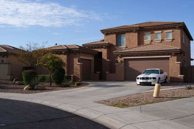 3629 W Ashton Drive, Anthem, AZ 85086 (MLS #5982438) :: The Daniel Montez Real Estate Group