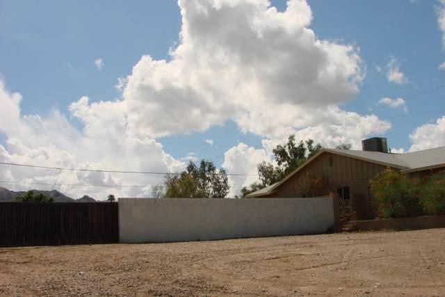 743 E Desert Drive, Phoenix, AZ 85042 (MLS #5982442) :: The AZ Performance Realty Team