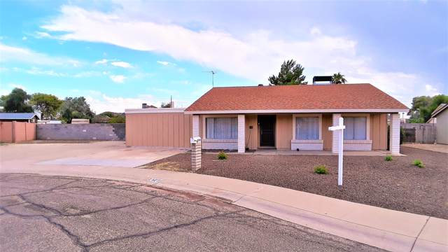 2327 W Ponderosa Lane, Phoenix, AZ 85023 (MLS #5982457) :: Revelation Real Estate