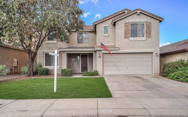 32858 N Pebble Creek Drive, San Tan Valley, AZ 85143 (MLS #5982722) :: Riddle Realty Group - Keller Williams Arizona Realty