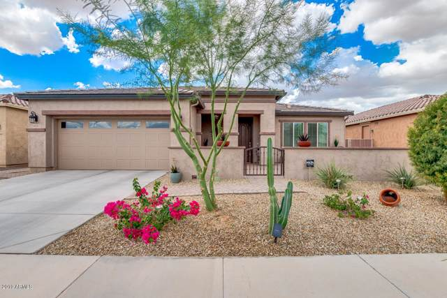 16552 S 179TH Lane, Goodyear, AZ 85338 (MLS #5982785) :: Nate Martinez Team