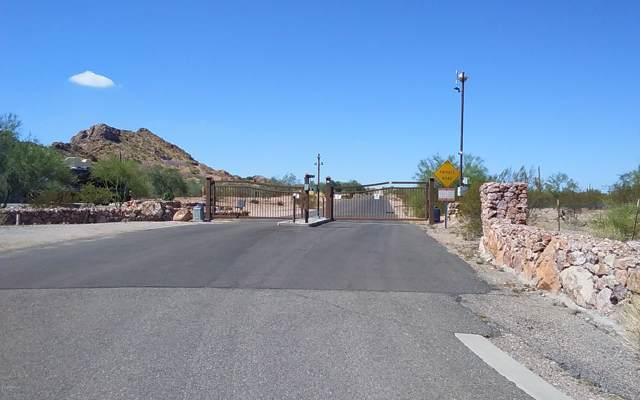 0 Butte Creek Boulevard, Queen Creek, AZ 85142 (MLS #5982798) :: The Laughton Team