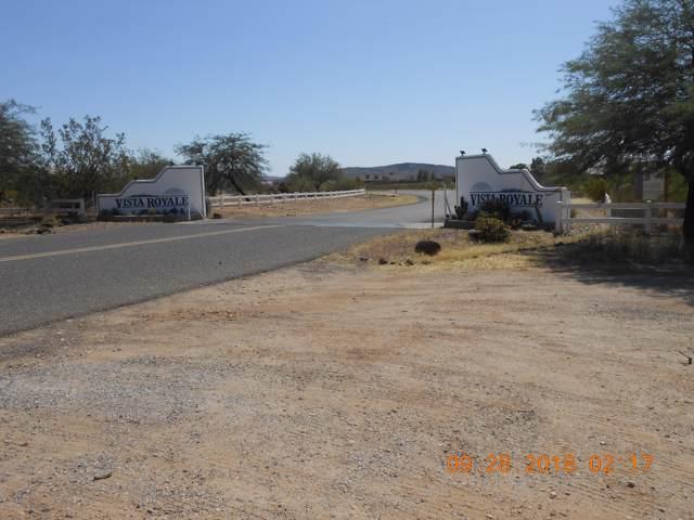 21320 W Vista Royale Drive, Wickenburg, AZ 85390 (MLS #5982814) :: The Kenny Klaus Team