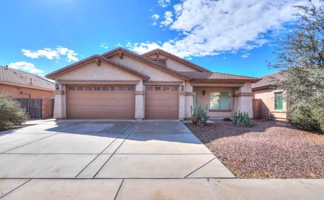 44307 W Adobe Circle, Maricopa, AZ 85139 (MLS #5982933) :: The Daniel Montez Real Estate Group