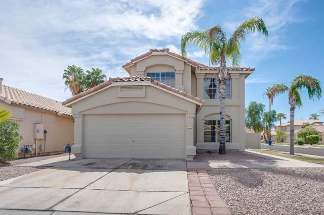 1193 W Bluebird Drive, Chandler, AZ 85286 (MLS #5982997) :: The Kenny Klaus Team