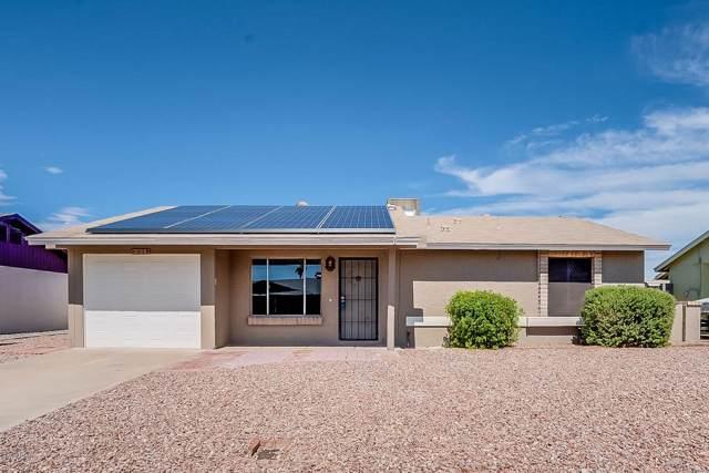 6332 W Carol Avenue, Glendale, AZ 85302 (MLS #5983001) :: Yost Realty Group at RE/MAX Casa Grande