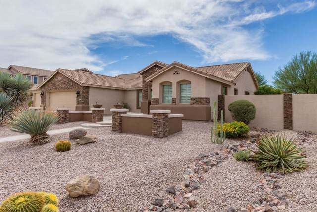 31996 N Caspian Way, San Tan Valley, AZ 85143 (MLS #5983099) :: Riddle Realty Group - Keller Williams Arizona Realty