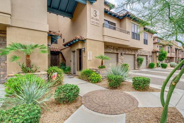20660 N 40TH Street #1013, Phoenix, AZ 85050 (MLS #5983385) :: Howe Realty