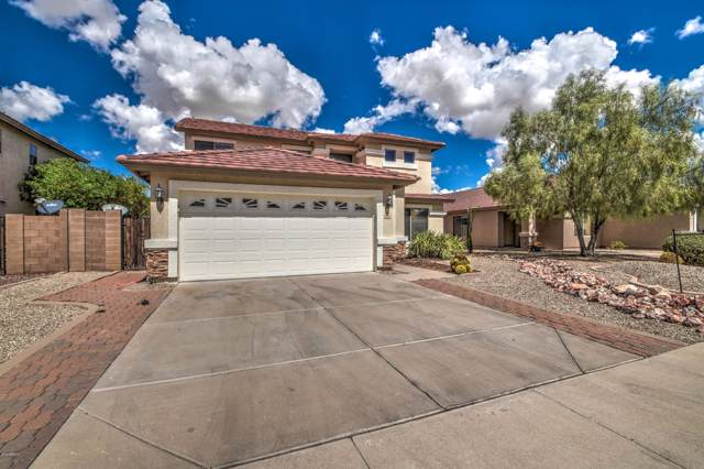 1424 E 10TH Place, Casa Grande, AZ 85122 (MLS #5983497) :: The W Group