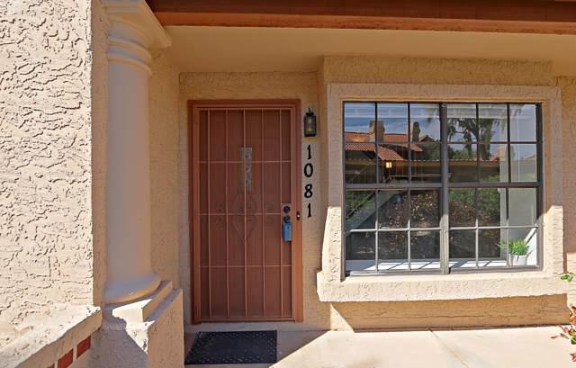 4901 E Kelton Lane #1081, Scottsdale, AZ 85254 (MLS #5983571) :: Devor Real Estate Associates