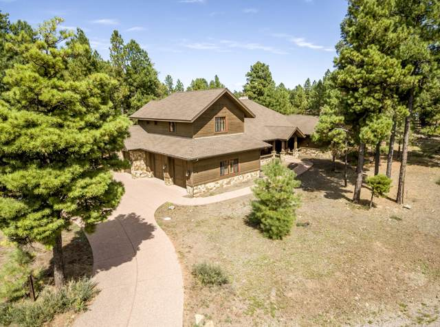 3524 Andrew Douglass, Flagstaff, AZ 86005 (MLS #5983580) :: Riddle Realty Group - Keller Williams Arizona Realty