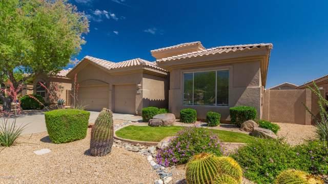 7679 E Thunderhawk Road, Scottsdale, AZ 85255 (MLS #5983589) :: The W Group
