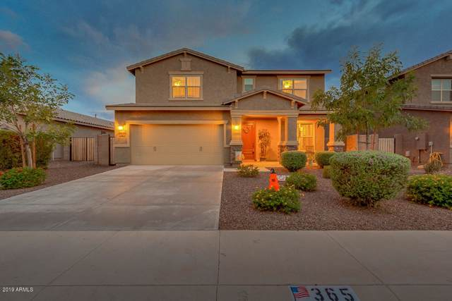 365 E Lazio Road, San Tan Valley, AZ 85140 (MLS #5983673) :: Riddle Realty Group - Keller Williams Arizona Realty