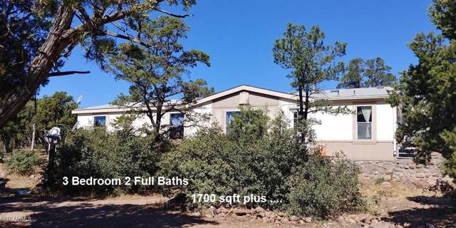 196 W Cobblestone Road, Williams, AZ 86046 (MLS #5983792) :: The Property Partners at eXp Realty