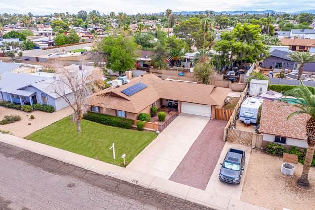 3855 W Mescal Street, Phoenix, AZ 85029 (MLS #5983793) :: The W Group