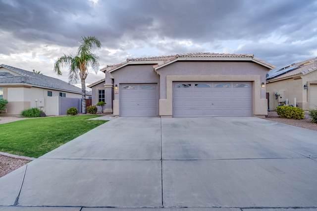 9620 E Lindner Avenue, Mesa, AZ 85209 (MLS #5983882) :: The Kenny Klaus Team