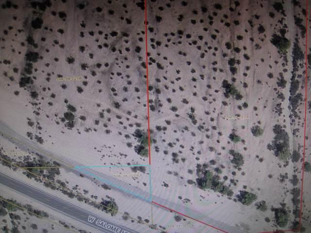 0 W Salome Highway, Tonopah, AZ 85354 (MLS #5983930) :: Yost Realty Group at RE/MAX Casa Grande