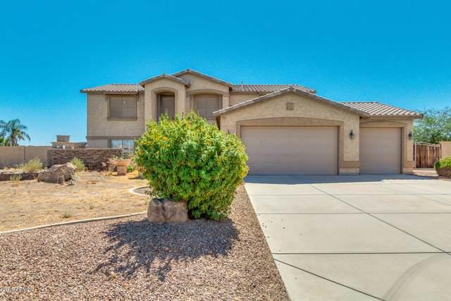 155 E Rosebud Drive, San Tan Valley, AZ 85143 (MLS #5983951) :: Riddle Realty Group - Keller Williams Arizona Realty