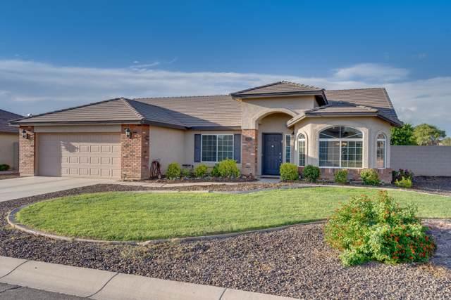 3756 E Meadow Mist Lane, San Tan Valley, AZ 85140 (MLS #5983966) :: Revelation Real Estate