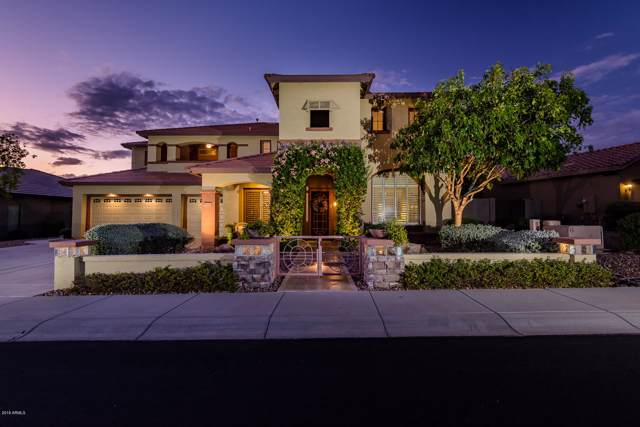 40202 N Blaze Court, Anthem, AZ 85086 (MLS #5983978) :: Conway Real Estate