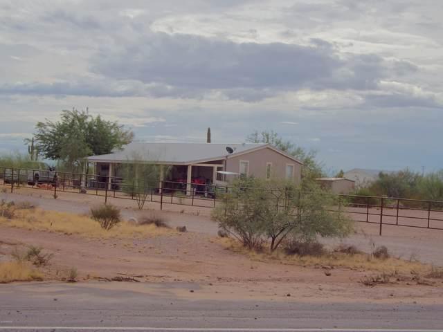 41113 N Castle Hot Springs Road, Morristown, AZ 85342 (MLS #5983999) :: The W Group
