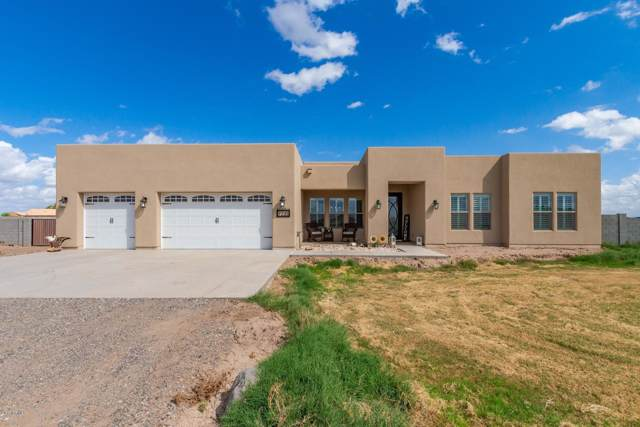 7235 S 221ST Avenue, Buckeye, AZ 85326 (MLS #5984014) :: Conway Real Estate