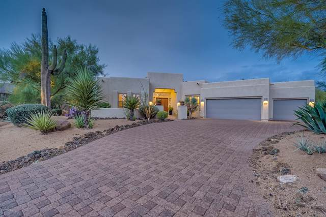 6558 E Blue Sky Drive, Scottsdale, AZ 85266 (MLS #5984071) :: Scott Gaertner Group
