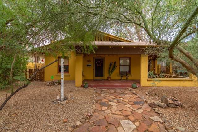 1321 W Woodland Avenue, Phoenix, AZ 85007 (MLS #5984130) :: Riddle Realty Group - Keller Williams Arizona Realty