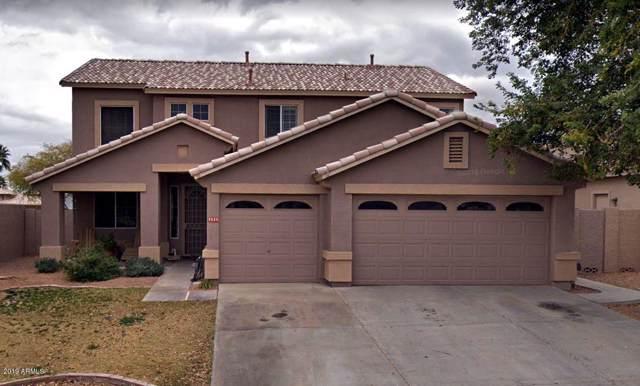 9320 E Kiva Avenue, Mesa, AZ 85209 (MLS #5984231) :: The Kenny Klaus Team