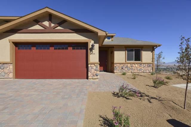544 Osprey Trail, Prescott, AZ 86301 (MLS #5984263) :: Devor Real Estate Associates