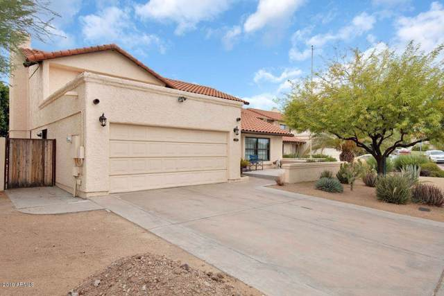 1454 N La Rosa Drive, Tempe, AZ 85281 (MLS #5984267) :: Team Wilson Real Estate