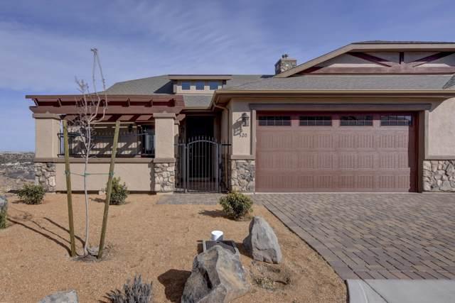 546 Osprey Trail, Prescott, AZ 86301 (MLS #5984281) :: Devor Real Estate Associates