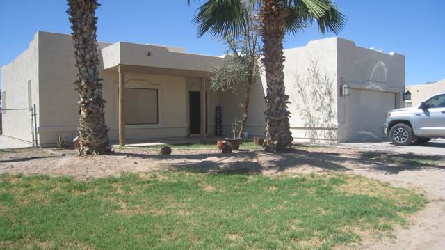 10526 S 271ST Drive, Buckeye, AZ 85326 (MLS #5984283) :: The Kenny Klaus Team