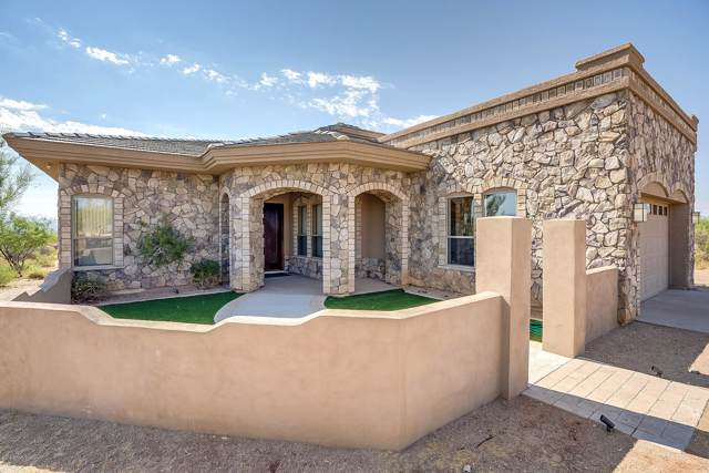 14713 E Morning Vista Lane, Scottsdale, AZ 85262 (MLS #5984296) :: The W Group
