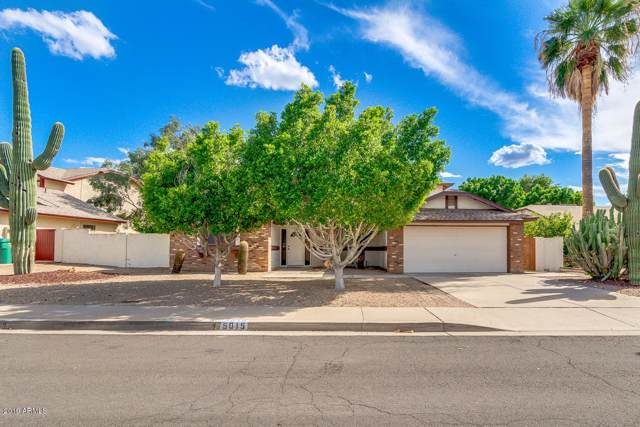 5015 E Dallas Street, Mesa, AZ 85205 (MLS #5984326) :: Conway Real Estate