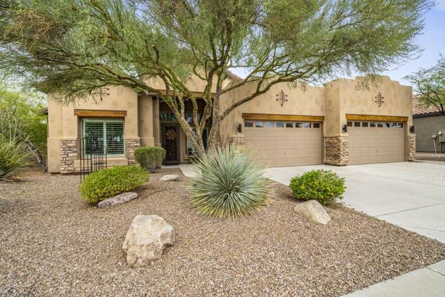 1402 N Joplin, Mesa, AZ 85207 (MLS #5984443) :: The Kenny Klaus Team
