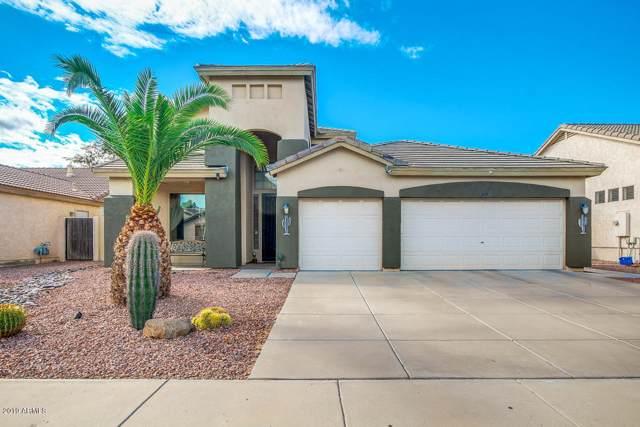 1441 E Fairview Street, Chandler, AZ 85225 (MLS #5984462) :: The Daniel Montez Real Estate Group