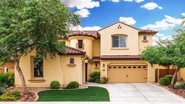 1577 W Swan Place, Chandler, AZ 85286 (MLS #5984473) :: The Kenny Klaus Team