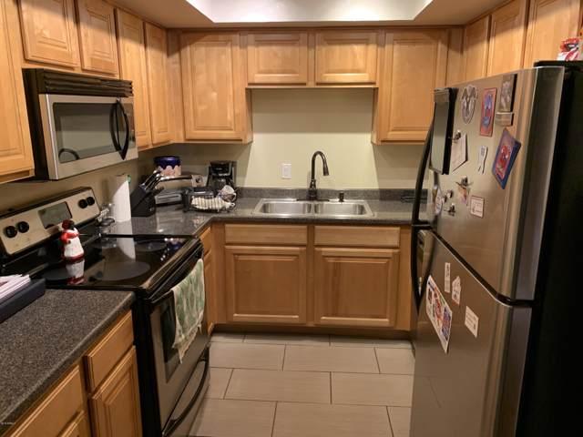 1340 N Recker Road #207, Mesa, AZ 85205 (MLS #5984476) :: Devor Real Estate Associates