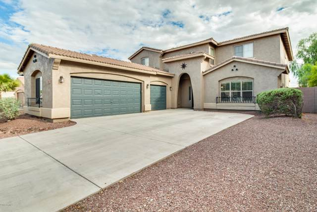 16741 W Tether Trail, Surprise, AZ 85387 (MLS #5984485) :: Nate Martinez Team