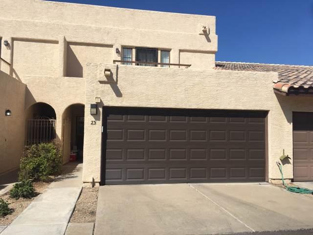 6223 N 12TH Street #23, Phoenix, AZ 85014 (MLS #5984527) :: The W Group