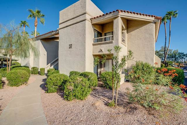 9445 N 94TH Place #202, Scottsdale, AZ 85258 (MLS #5984592) :: Devor Real Estate Associates