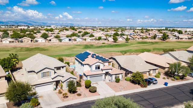 260 S 124TH Avenue, Avondale, AZ 85323 (MLS #5984637) :: The Daniel Montez Real Estate Group