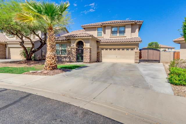 21938 W Hadley Street, Buckeye, AZ 85326 (MLS #5984655) :: The Kenny Klaus Team