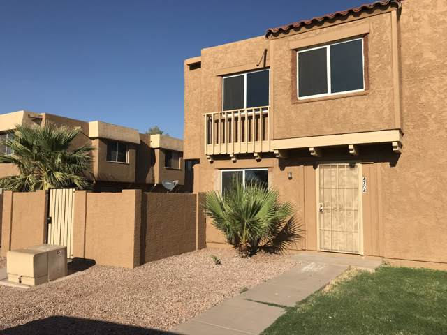 4704 E Broadway Road, Phoenix, AZ 85040 (MLS #5984673) :: Conway Real Estate